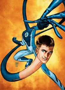 Fantastic Four's Mr. Fantastic, a.k.a. Stretch
